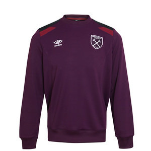 View the WEST HAM UTD 17/18 JUNIOR TRAINING SWEAT from the Clubs collection