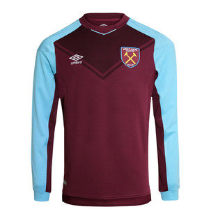 View the WEST HAM UTD 17/18 LS JUNIOR HOME SHIRT from the Clubs collection