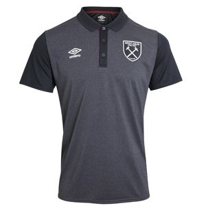 View the WEST HAM UTD 17/18 TRAINING POLY POLO SHIRT from the Clubs collection
