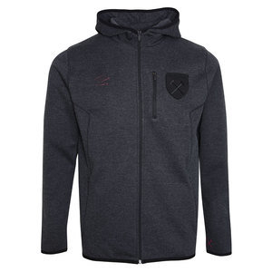 View the Kid's WEST HAM UTD 18/19 BLACKOUT JUNIOR HOODED FLEECE from the kid's  collection