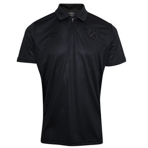 View the Kid's WEST HAM UTD 18/19 BLACKOUT JUNIOR TECHNICAL POLO SHIRT from the kid's  collection
