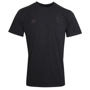 View the Women's WEST HAM UTD 18/19 BLACKOUT TAPED TEE from the women's  collection