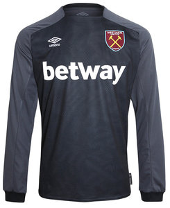 View the Women's WEST HAM UTD 18/19 HOME GK SHIRT from the women's  collection