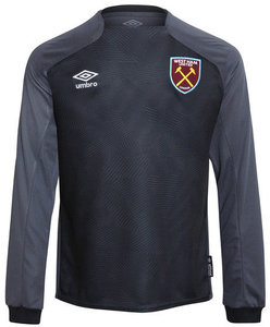 View the Kid's WEST HAM UTD 18/19 HOME GK SHIRT JUNIOR from the kid's  collection