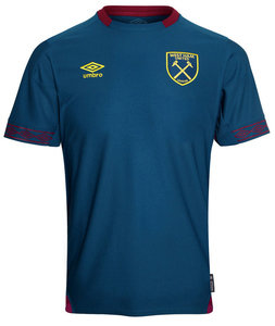 WEST HAM UTD 18/19 JUNIOR AWAY SHIRT