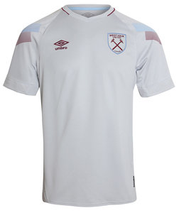 View the Kid's WEST HAM UTD 18/19 JUNIOR THIRD SHIRT from the kid's  collection