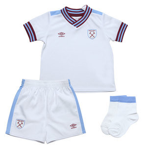 WEST HAM UTD 19/20 AWAY BABY KIT
