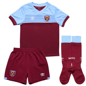 WEST HAM UTD 19/20 HOME BABY KIT