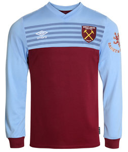 WEST HAM UTD 19/20 JUNIOR LS HOME SHIRT