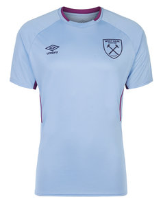 WEST HAM UTD 19/20 JUNIOR TRAINING JERSEY
