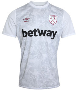 WEST HAM UTD 19/20 JUNIOR WARM UP JERSEY
