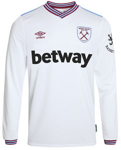 WEST HAM UTD 19/20 LS AWAY SHIRT