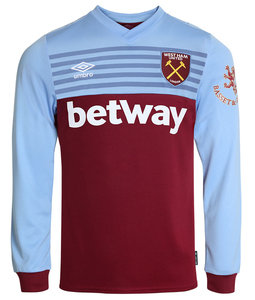 WEST HAM UTD 19/20 LS HOME SHIRT