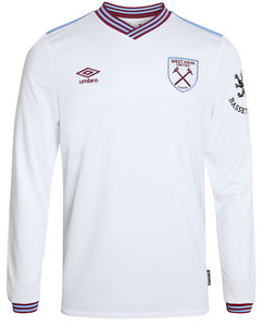 WEST HAM UTD 19/20 LS JUNIOR AWAY SHIRT