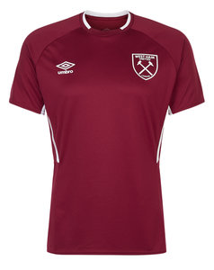 View the WEST HAM UTD 19/20 TRAINING JERSEY from the Club Shops collection