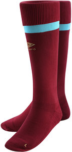 View the Women's WEST HAM UTD 15/16 HOME SOCK from the women's  collection