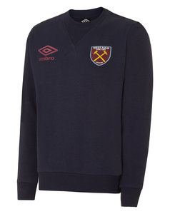 View the WEST HAM UTD CREW SWEAT from the Clubs collection