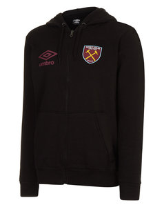 View the WEST HAM UTD FZ HOOD from the Clubs collection
