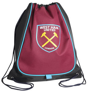 View the WEST HAM UTD GYMSACK from the Clubs collection