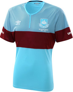 WEST HAM UTD 15/16 JUNIOR AWAY SHIRT