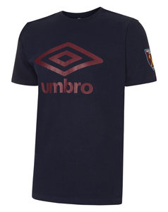 View the WEST HAM UTD LARGE LOGO COTTON TEE from the Clubs collection