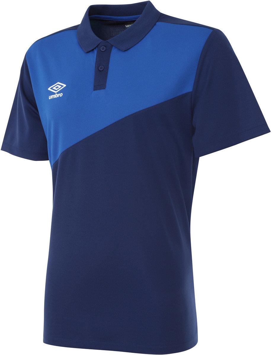 Training poly polo teamwear umbro for Personalised golf shirts uk