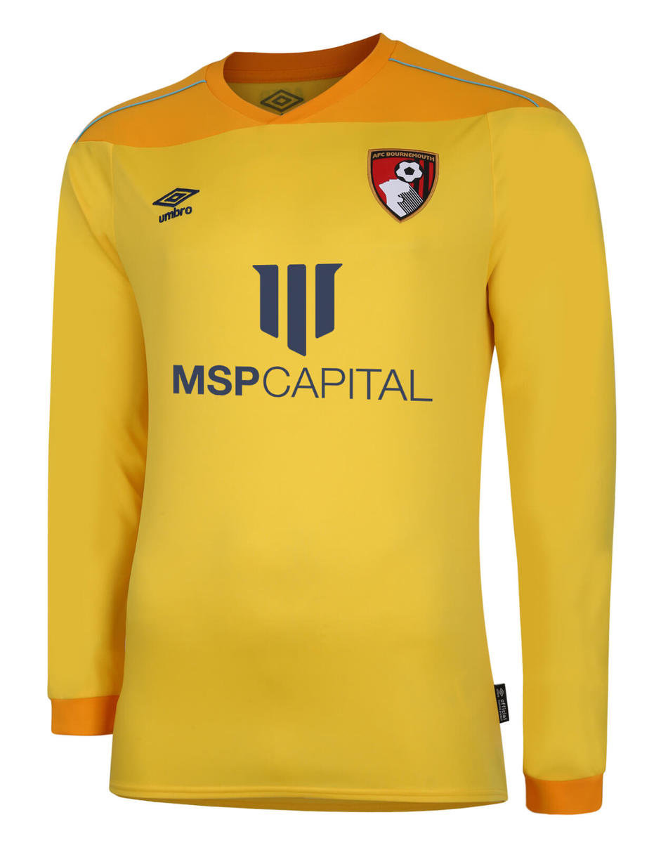 AFC BOURNEMOUTH 20/21 GK HOME JERSEY JUNIOR