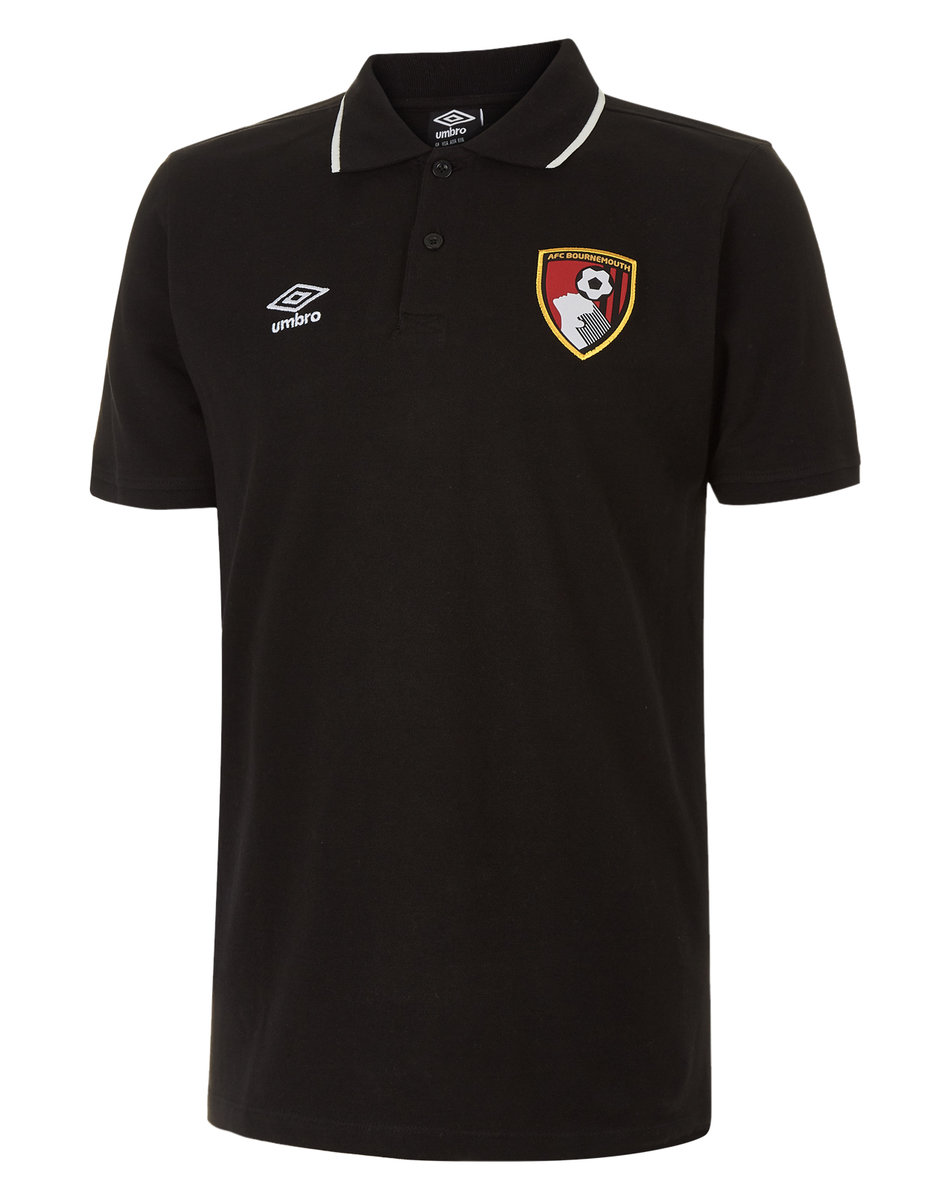 AFC BOURNEMOUTH TIPPED POLO