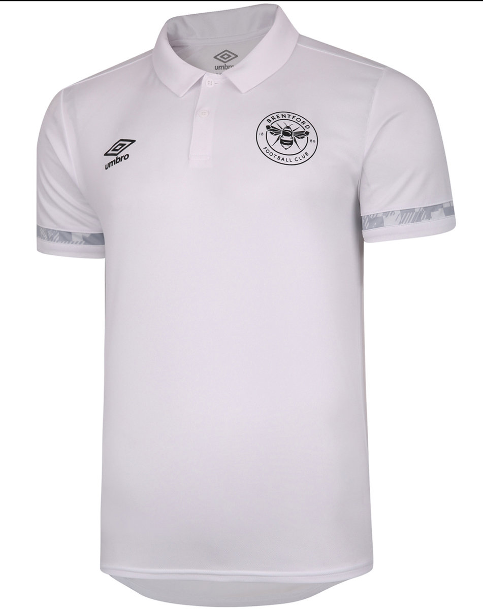 BRENTFORD FC 20/21 POLY POLO