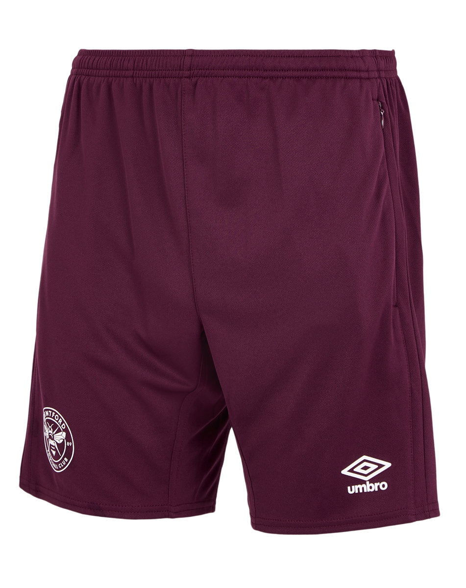 BRENTFORD FC 20/21 TRAINING SHORT
