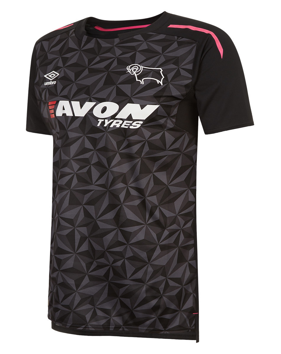 DERBY COUNTY 17/18 THIRD SHIRT