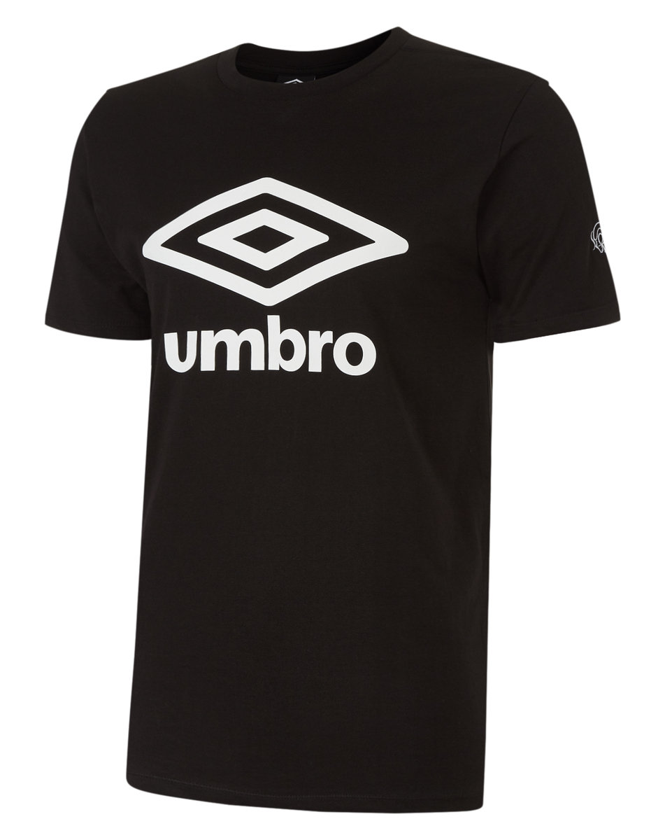 DERBY COUNTY LARGE LOGO COTTON TEE