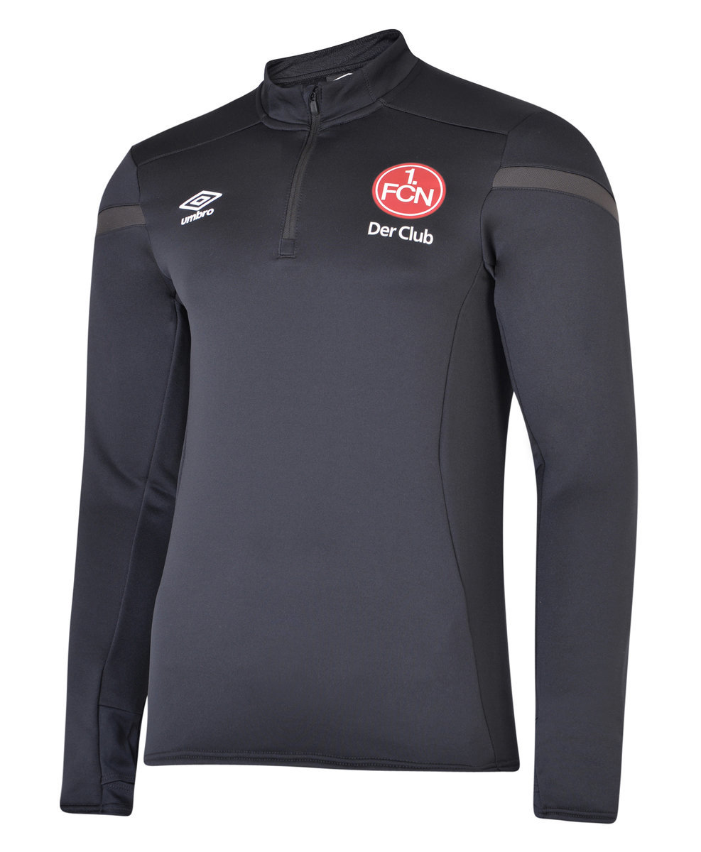 FCN 19/20 JUNIOR HALF ZIP TOP