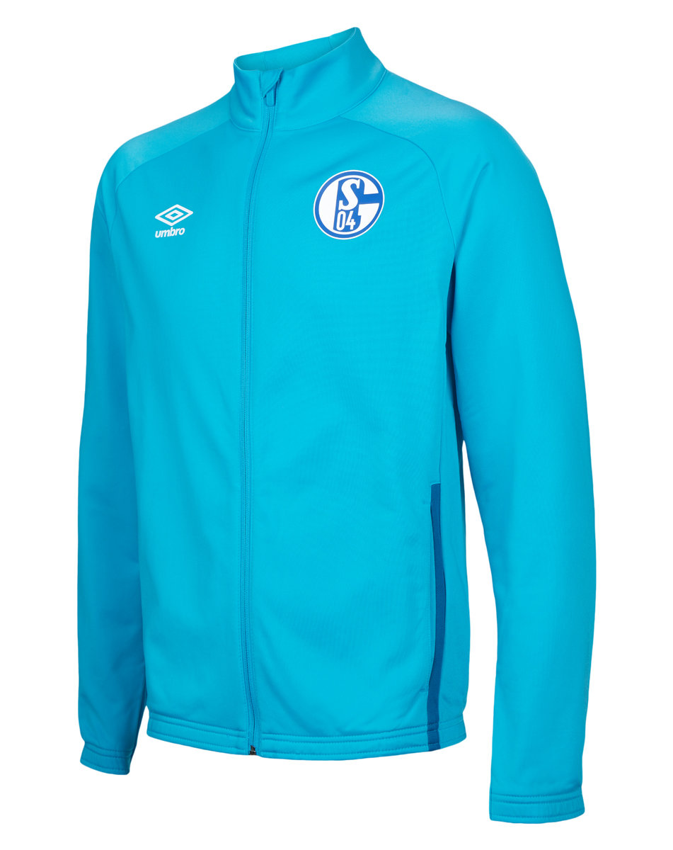 FC SCHALKE 04 20/21 KNIT JACKET JUNIOR