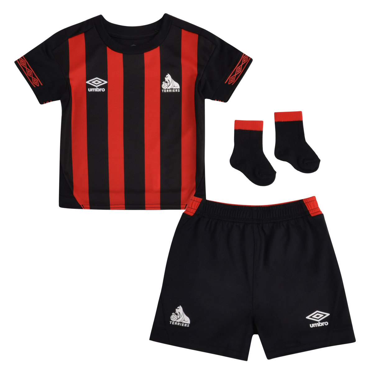 HUDDERSFIELD TOWN 18/19 AWAY BABY KIT