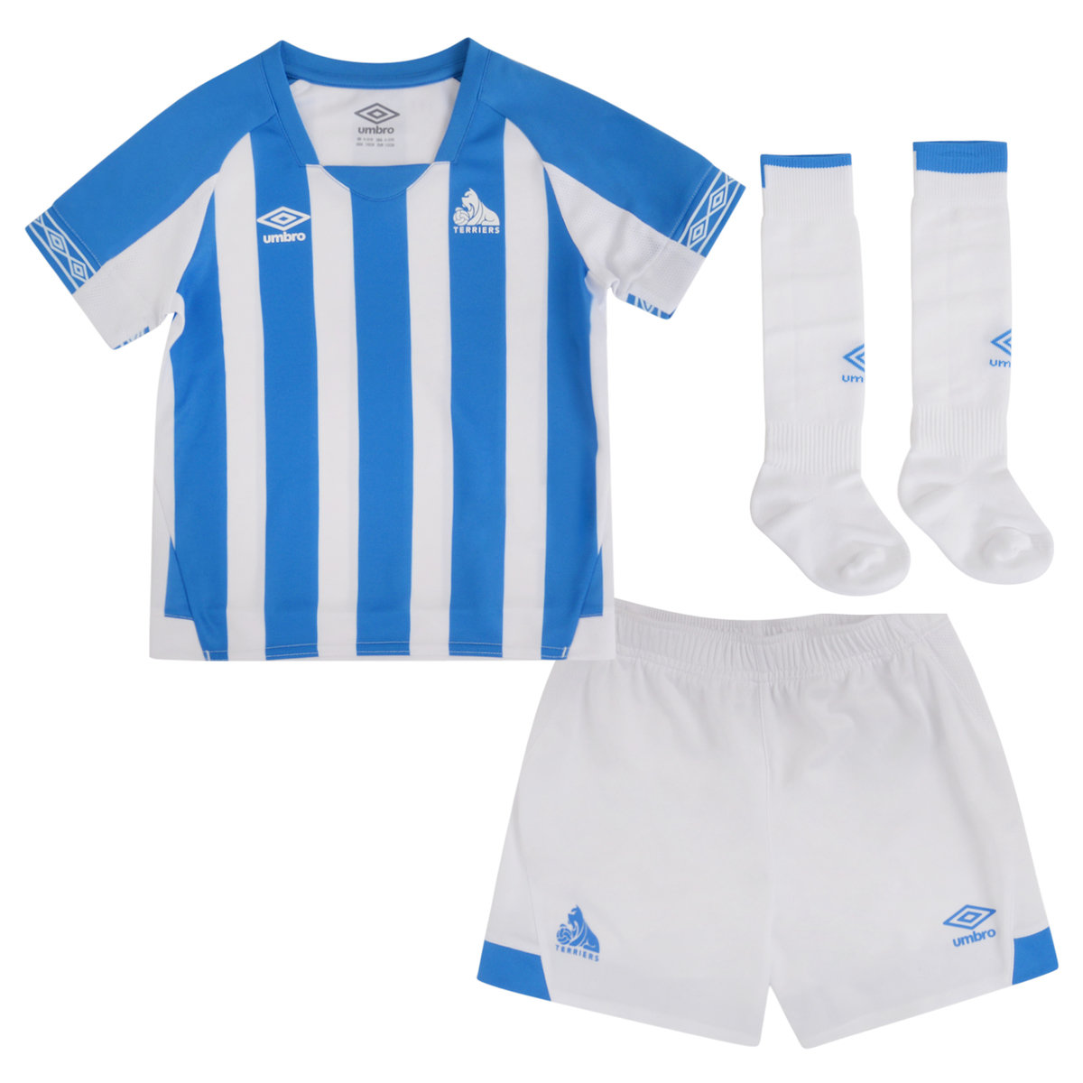 HUDDERSFIELD TOWN 18/19 HOME INFANT KIT