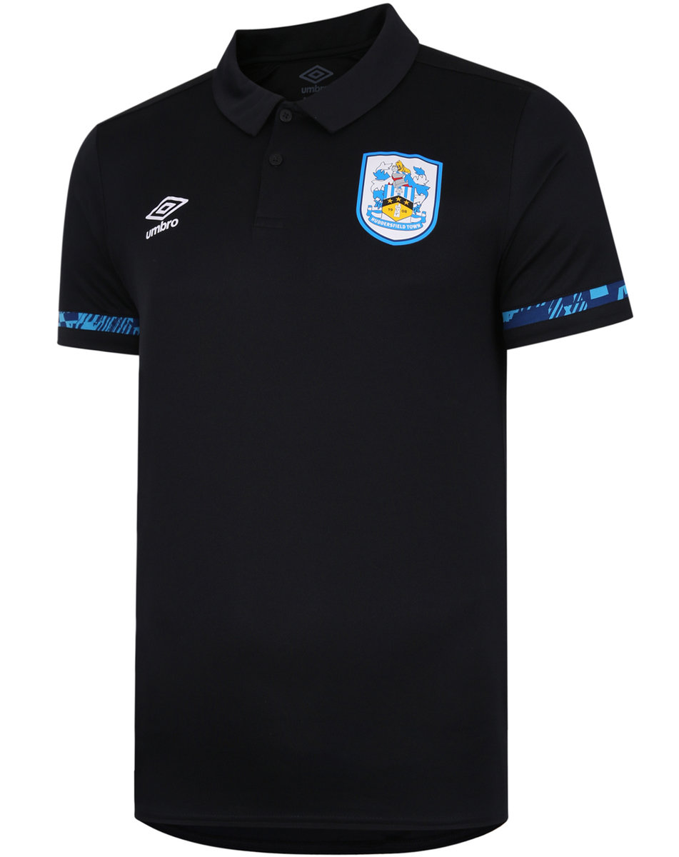 HUDDERSFIELD TOWN 20/21 POLY POLO JUNIOR