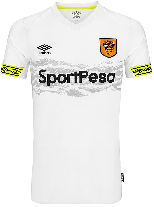 HULL CITY 18 19 THIRD SHIRT Official Licensed Product a6d309d87