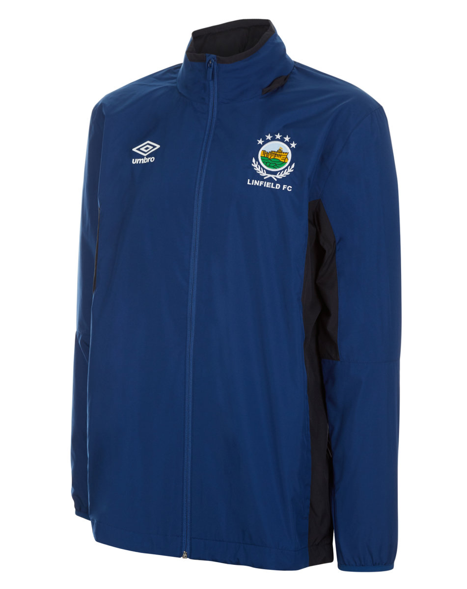 LINFIELD FC SHOWER JACKET