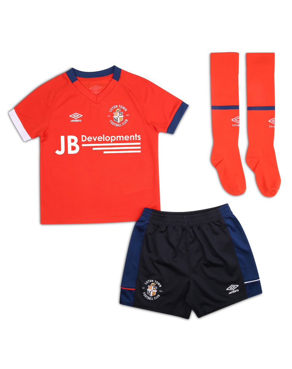 LUTON TOWN 20/21 HOME INFANT KIT