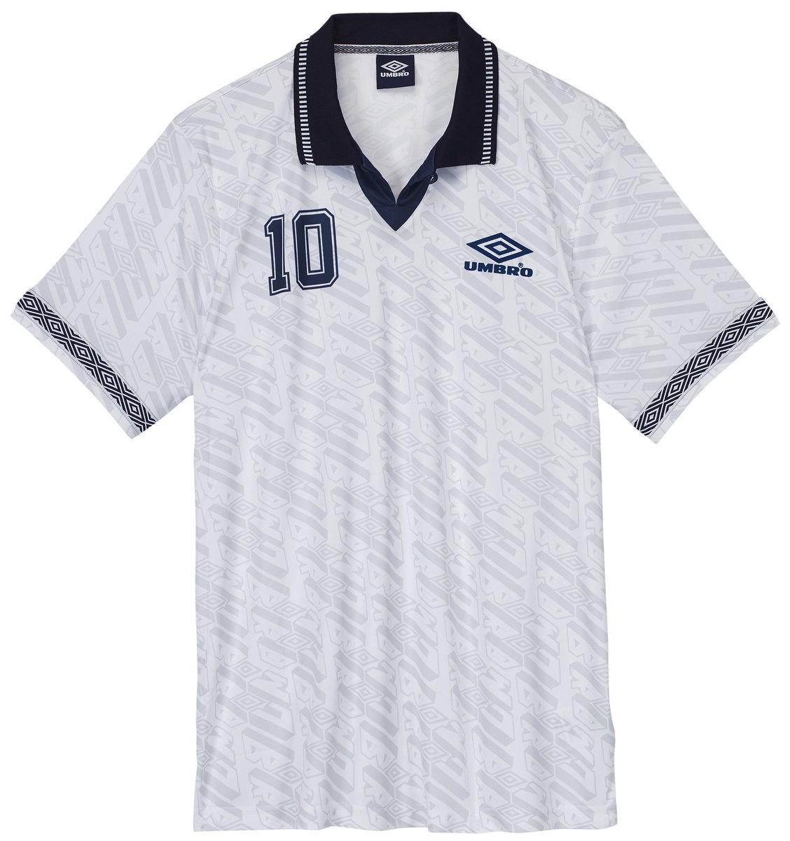 NUMBER 10 FOOTBALL SHIRT - Sale - Umbro c7bf83967