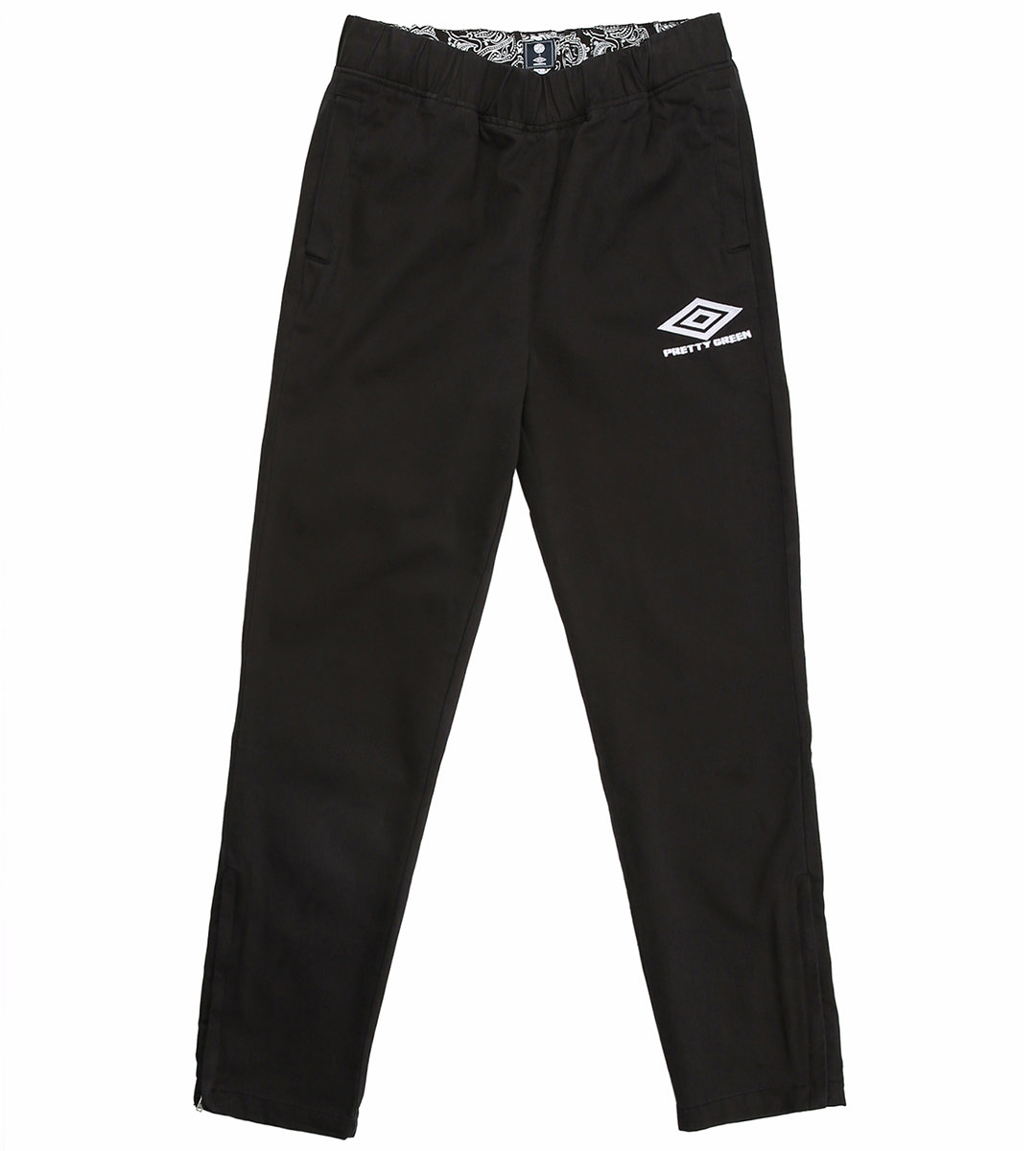PRETTY GREEN DRILL PANT