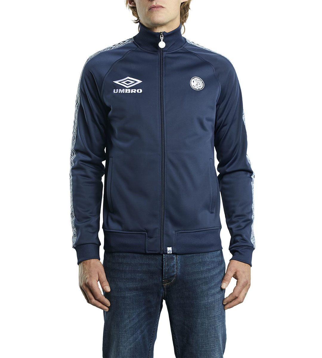 PRETTY GREEN TRACK TOP