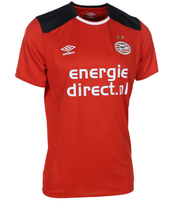 PSV 17/18 JUNIOR TRAINING WARM UP JERSEY