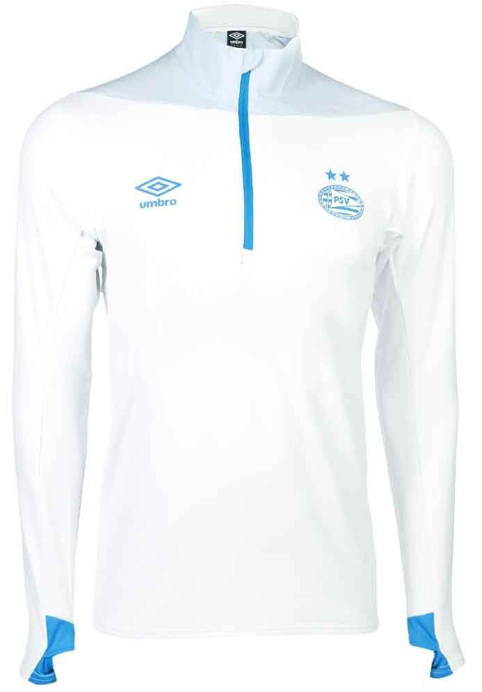 PSV 18/19 JUNIOR HALF ZIP TOP
