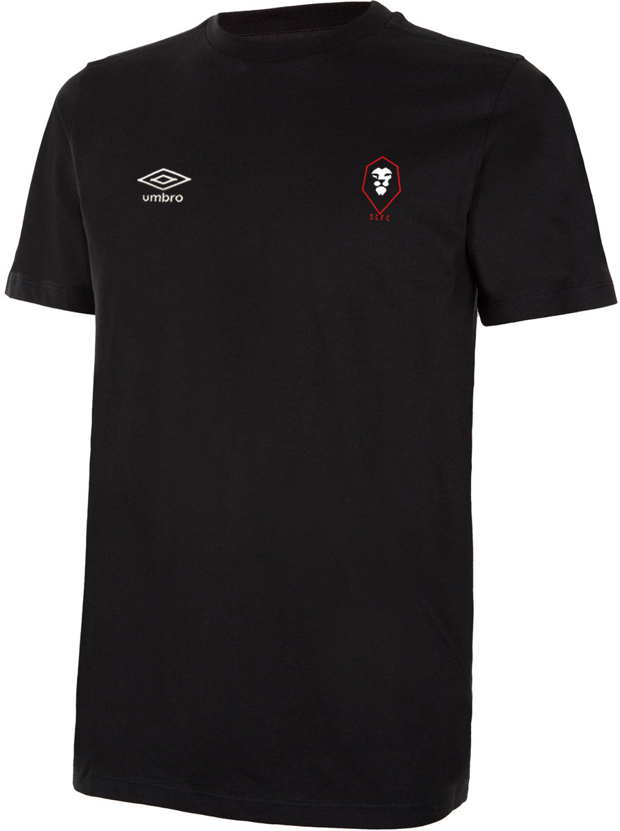 88f215d7e SALFORD CITY FC TRAINING BADGE TEE