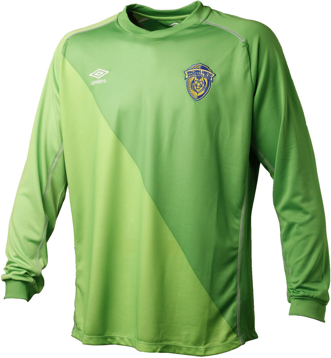 SPALDING UTD 16/17 JUNIOR GOALKEEPER SHIRT