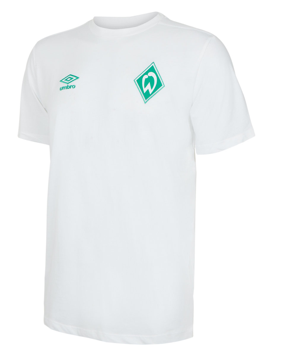 WERDER BREMEN JUNIOR CREW NECK TEE