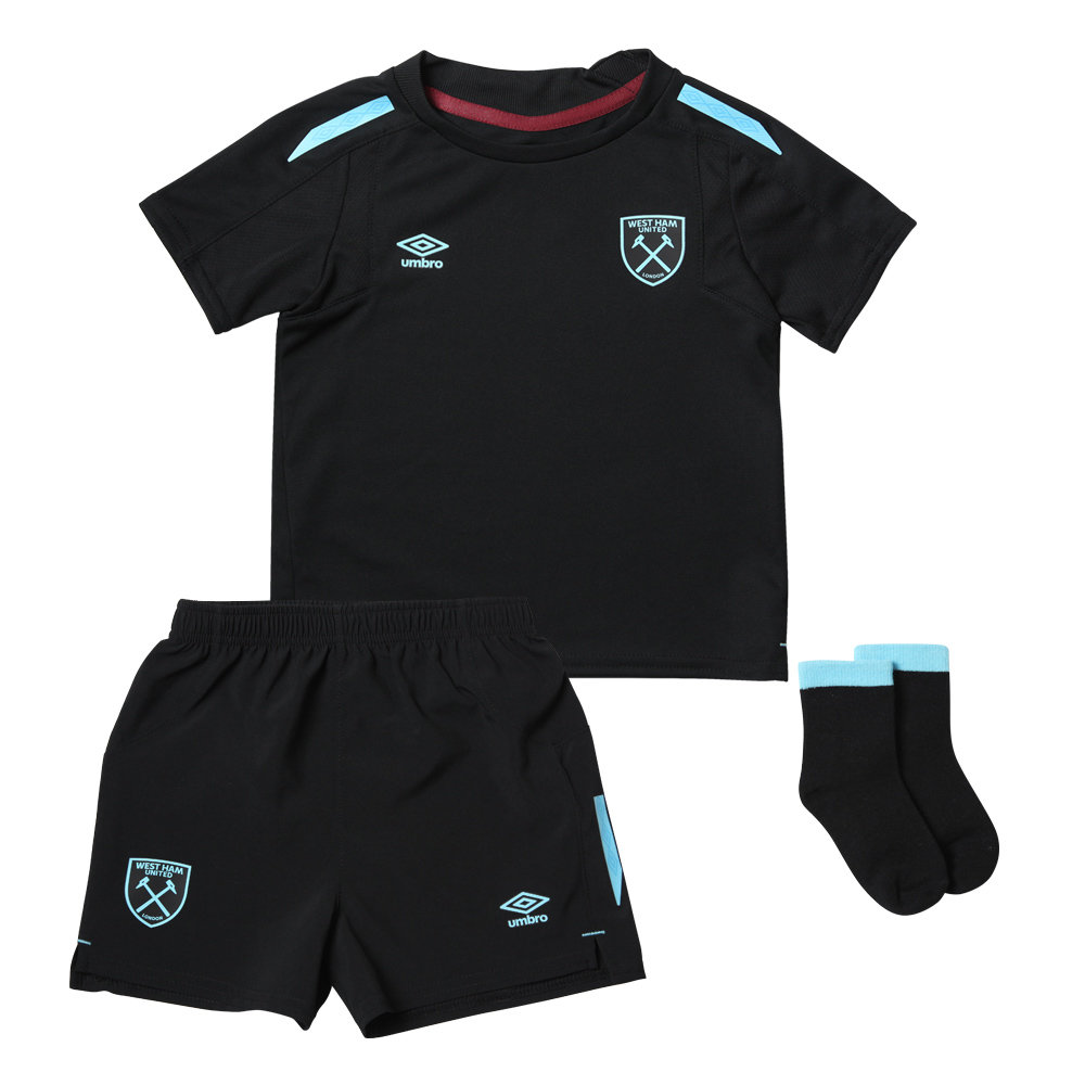 WEST HAM AWAY 17/18 BABY KIT