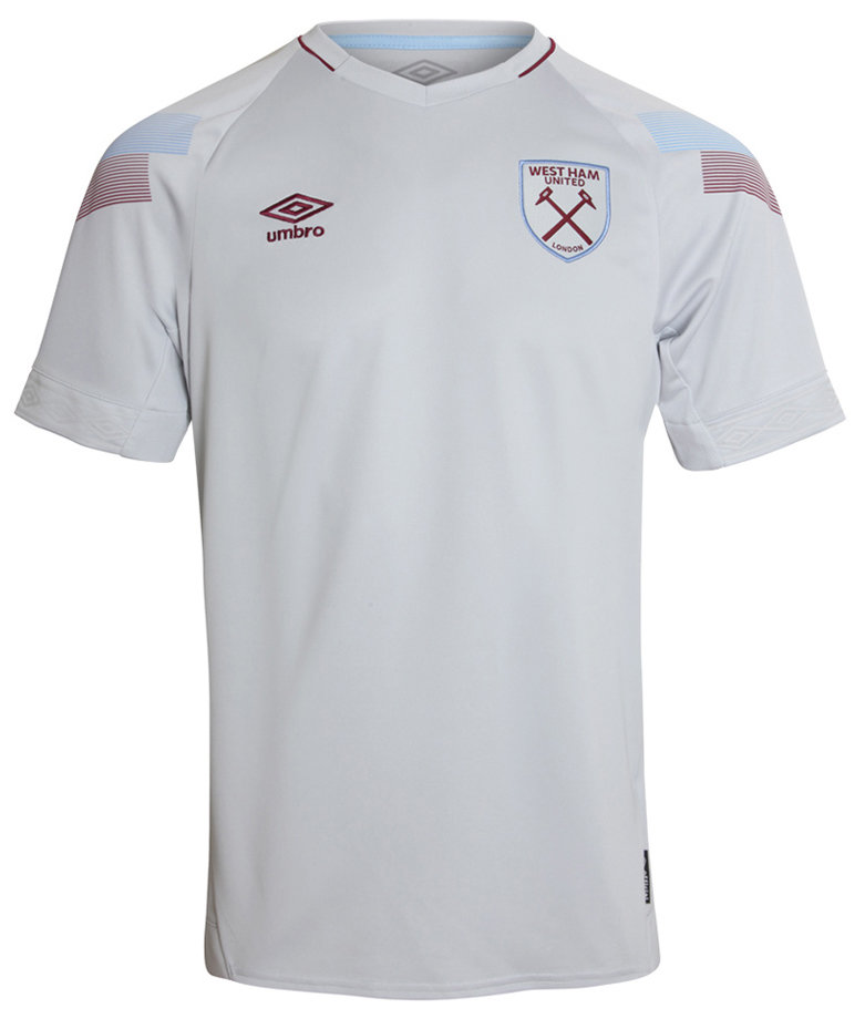 WEST HAM UTD 18/19 JUNIOR THIRD SHIRT